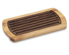 John Mcleod Bread Board With Crumb Catcher