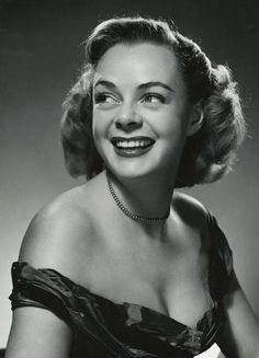 """June Lockhart - (1925-  ) Appeared in a few films and on stage, but will be most remembered as a """"mom"""" on the TV series """"Lassie"""" and """"Lost In Space"""".  Tony winner."""
