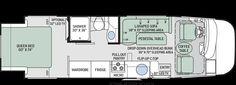 2015 Vegas RUV 25.2 Class A Motorhomes