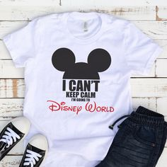 Kids | Infant | Toddler | Youth | I'm going to Disney Shirt, Unisex Disney shirt – ebay Daily Deals