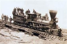 Texas Railroad 1850-old railroad pictures - Bing Images