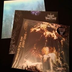 Some mail from this past week! So glad that I finally managed to grab these especially after last year's fuck up of where all the records that I received from the seller (a different seller to the above three) were warped (though those were mostly different WITTR releases)! Gotta give one a spin before heading off to bed.  Wolves in the Throne Room - Diadem of 12 Stars  Wolves in the Throne Room - Black Cascade  Wolves in the Throne Room - Celestial Lineage  #wolvesinthethroneroom #wittr…
