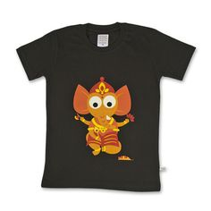 95f08b53d61 BAL GANESH KID T-SHIRT Available Sizes - 20 to 30 Colours- White