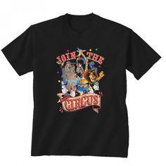 Join the Circus - Juvenile Tee  $18.99