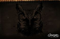 Check out Owl Head by sin9lefighter on Creative Market