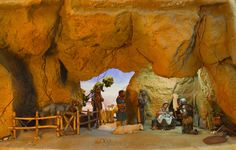 Mount Rushmore, Nativity, Christmas Decorations, Scene, Mountains, Places, Travel, Painting, Ideas Para