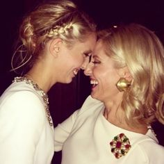 Princess Maria Olympia and her mother Crown Princess Marie Chantal of Greece Olympia Greece, Marie Chantal Of Greece, Greek Royalty, Greek Royal Family, Save The Queen, Duchess Of Cambridge, Lady, Style Icons, Casa Real