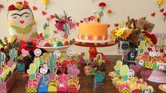 MORRI!!!!! - Festa de 1 ano com tema Frida Kahlo | Baby & Kids | It Mãe