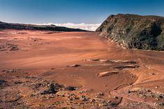Plaine des Sables - île de la Réunion