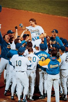 Where were you on 9/9/92 when Robin Yount got his 3000 hit? #Brewers