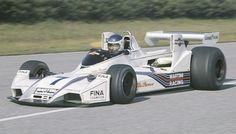 Carlos Reutemann, Brabham BT45 press version