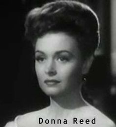 donna reed born in Iowa