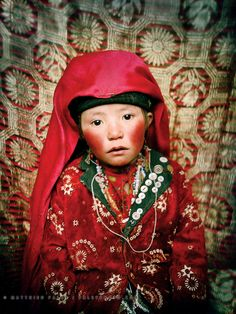 National Geographic photographer Matthieu Paley portrays the life of the Turkic-speaking Kirghiz nomads who live in Afghanistan's Wakhan Pass.