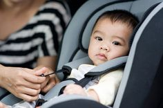 We shared the right car seats for the right ages with The Kid's Doctor on WFAA.