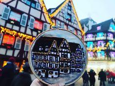 Navidad en Colmar, Alsacia