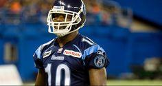Toronto Argonauts - Pile calls it a career!