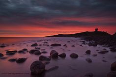 A new day begins with a beautiful sunrise over Dunstanburgh Castle on the incredible Northumberland Coast.    I am running a workshop up here on the Northumberland Coast with the awesome Doug Chinnery on the 6&7th January and we have a couple of places left now. If any of you are interested please see my profile for a link to my website for more details.