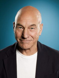 Patrick Stewart and T.R. Knight on A Night in the Theatre