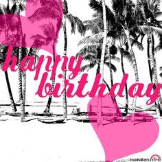Happy Birthday Ecard Cards Love Wishes