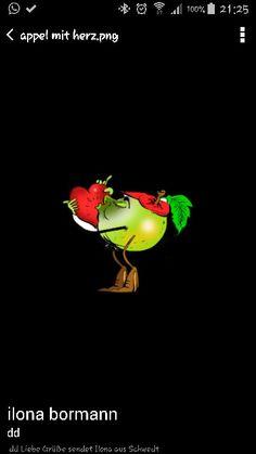 Apfel Herz2