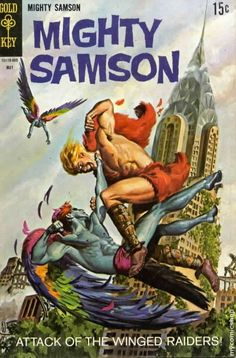 Mighty Samson (1964 Gold Key)