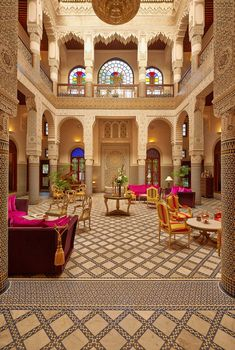 View full picture gallery of Riad Fès – Relais & Châteaux