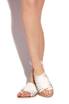 Lola Shoetique - Mojave - White, $20.99 (http://www.lolashoetique.com/mojave-white/)