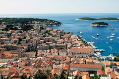 A Croatian Island's Day in the Sun -  (Hvar) NYTimes.com