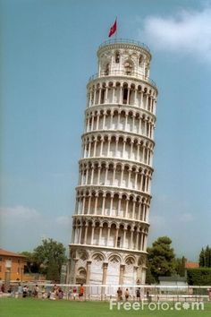 Pisa. Want to go here.