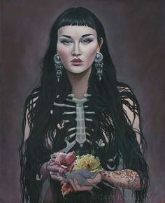 Cate Rangel #art #painting