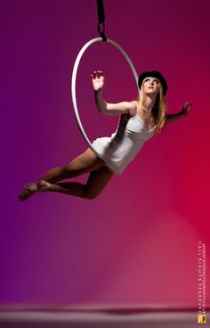 Nicole Pearson - Aerial Hoop