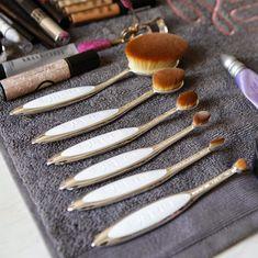 5 Cult Makeup Brush Brands You've Been Missing Out on via Brit + Co.