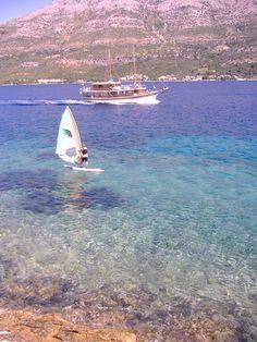 Planche à voile * Croatie