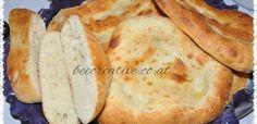 Fladenbrote statt Semmeln - Bee Creative Bread, Creative, Food, Flat Bread, One Pot, Goulash, Food Food, Breads, Baking