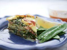 Laxpudding med gravad lax | Recept från Köket.se