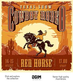 POSTER RENO NEVADA RODEO BRONC RIDING HORSE COWGIRL SPORT VINTAGE REPRO FREE S//H