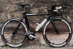Triathlonrad-PEDALRITTER-Custom-Made-RH55-Top-Zustand-perfekt-fuer-Einsteiger