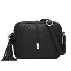 4a3b78ae32 Crossbody Bags for Women Small Shoulder Bag with Tassel Purse   Click on  the image for