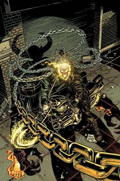 Ghost Rider (Blaze) screenshots, images and pictures - Comic Vine __ LXXXIX ___