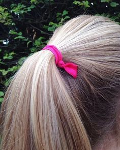 FUNNYBUNNIES hairbands!S W E E T@lillyalifestyle.blog_  #funnybunnies #bunny #pink #hairtie #haargummi #ponytail #zopf #frisur #followme #hairband