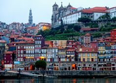 Porto, Ribeira is the oldest part of Oporto, a place where the city was born and developed due to trade in the river mouth. Ribeira is a tourist area with many bars, touristy restaurants and terraces, particularly in its main square, Praça da Ribeira (picture)  It is by the river Douro, close to the lower deck of D. Luis bridge and to the center of Gaia.