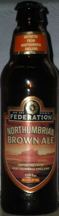 Federation Brewery Ltd. - Federation High Level (Northumbrian) Brown Ale 4,5% pullo