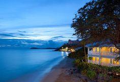 Usa tus puntos o millas para olvidarte del mundo en casa con unos días en este paraíso. Frenchman's Reef & Morning Star Marriott Beach Resort en las Islas Vírgenes de los EE.UU. #VirginIslands