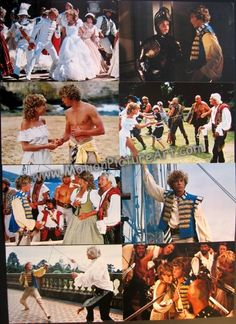 "I may be the only one that ever saw it, but does anyone remember ""The Pirate Movie"" with Kristy McNichol & Christopher Atkins?"