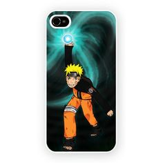 Naruto Rasengan iPhone 4/4S and iPhone 5 Cases