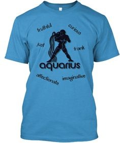 Zodiac : Aquarius
