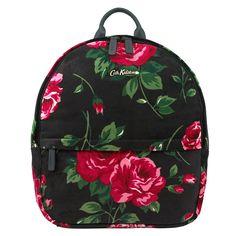 Ardingly Rose Velvet Backpack | Ardingly Rose | CathKidston