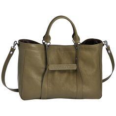 c28aa727aef8 Medium tote bag - LONGCHAMP 3D - Handbags - Longchamp - Khaki - Longchamp  United-
