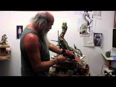 Davian the Dragon - process