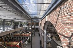 Terrace Restaurant at London Zoo by SHH